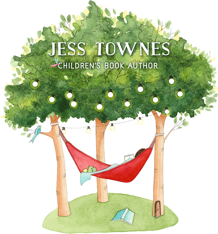 Jess Townes, Childrens Book Author